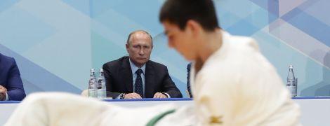 Дзюдоїст-чемпіон пошкодив палець Путіну під час тренування