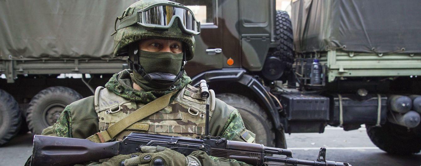 Бійці ООС знищили машину піхоти проросійських терористів на Донбасі