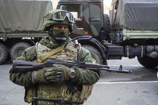 Бойовики поранили двох українських військових на Донбасі