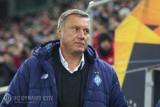 Хацкевич подякував футболістам: Грали в той футбол, про який домовлялися