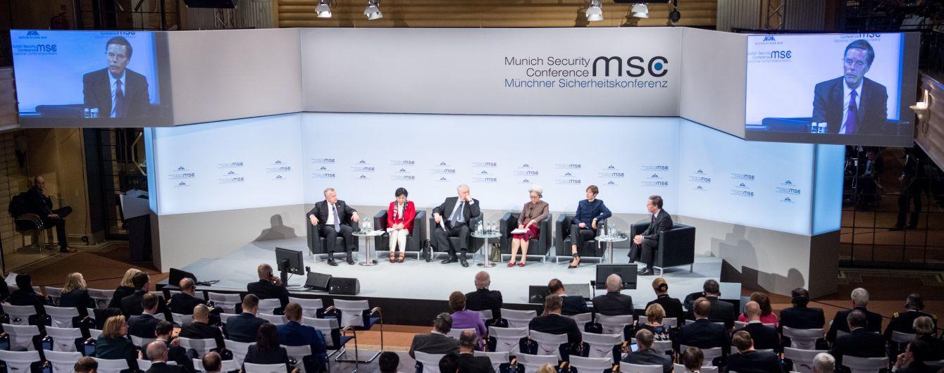 В Мюнхене стартует ежегодная международная конференция по безопасности