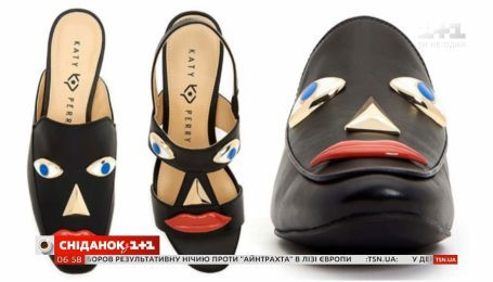 Кэти Перри обвинили в расизме из-за новой коллекции обуви
