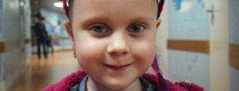 5-летняя Миланка нуждается в немедленной помощи