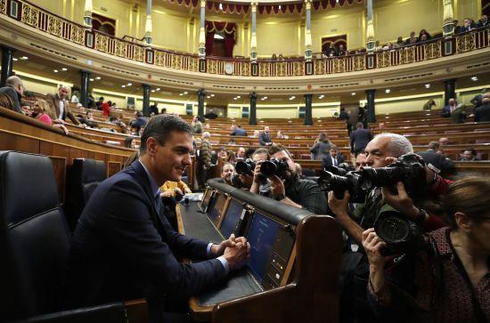 В Іспанії призначили дострокові парламентські вибори