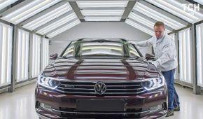 Volkswagen возродит производство моделей Golf на автогазе