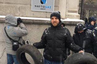У Києві невідомий підстрелив активіста-радикала