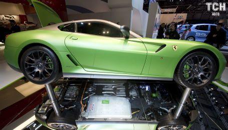 Гібрид Ferrari за $670 тисяч стане найпотужнішим гіперкаром марки