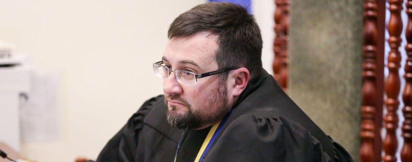 Судья по делу Супрун заявил о самоотводе