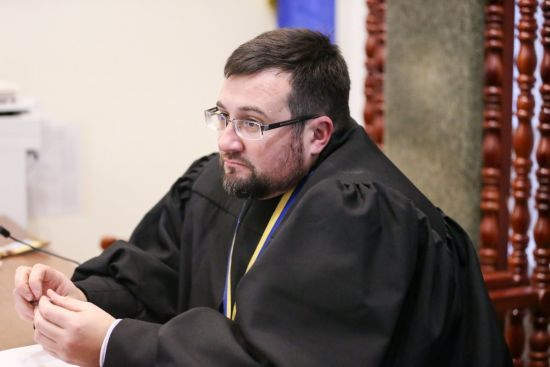 Суддя у справі Супрун заявив про самовідвід