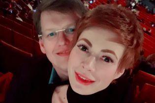 Віце-прем'єр Розенко зводив травмовану кохану-телеведучу на балет