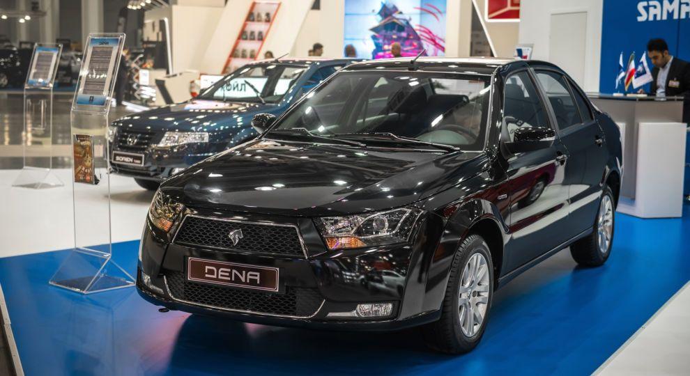 На рынок Украины вернутся иранские авто, которые исчезли 2010 года