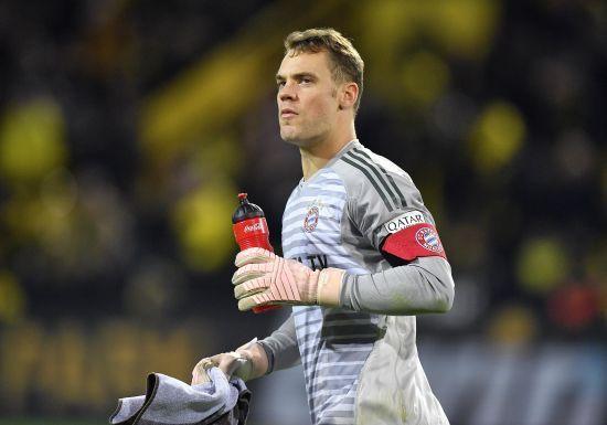 """Основний голкіпер """"Баварії"""" зможе зіграти проти """"Ліверпуля"""" в Лізі чемпіонів"""