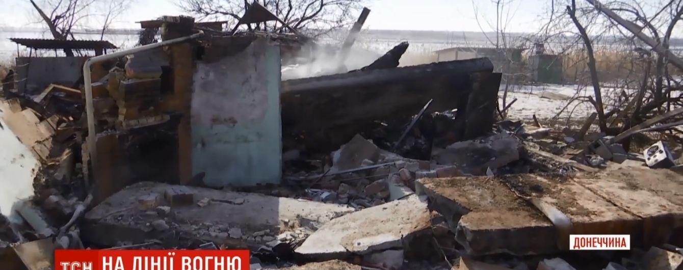 """""""Все згоріло"""": будинок мирного жителя у Новолуганському розстріляли з новітньої російської зброї"""