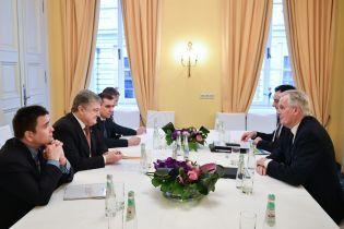 Украина будет сотрудничать с ЕС и Британией на взаимовыгодных условиях после Brexit - Порошенко