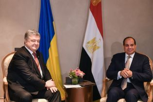 Египет и Украина могут достичь товарооборота в два миллиарда долларов - Порошенко