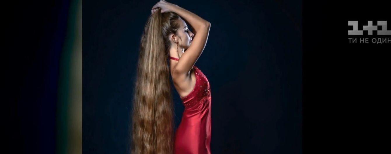 Одеситка відростила волосся завдовжки майже два метри