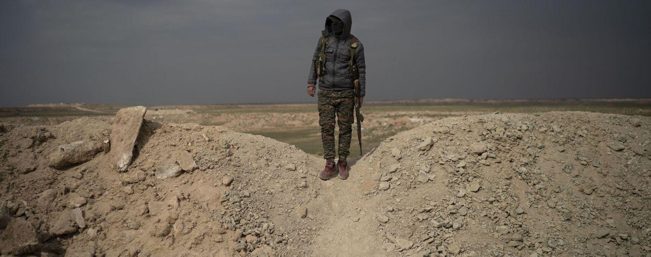 """""""Конец халифата"""": курдские войска захватили последний форпост """"ИГИЛ"""" в Сирии - СМИ"""