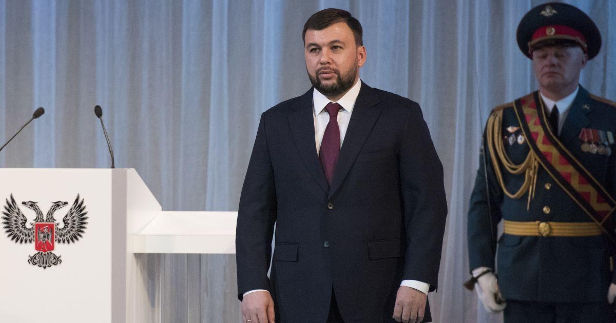 Украина готова развязать полномасштабные бои вДонбассе— руководитель ДНР