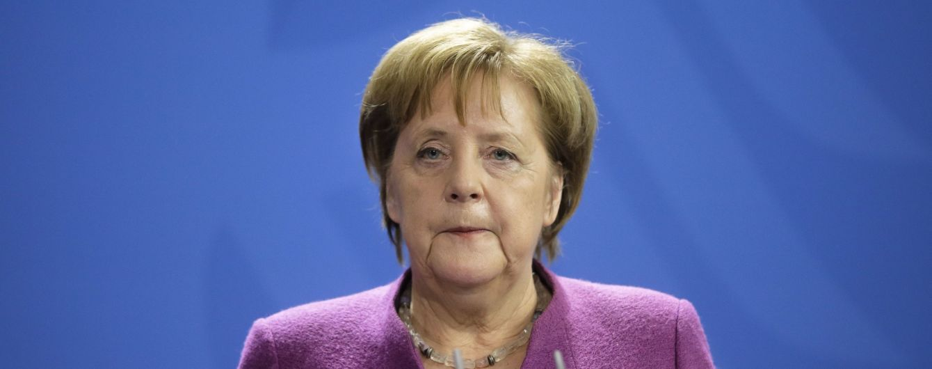 Конфлікт на Донбасі далекий від врегулювання – Меркель