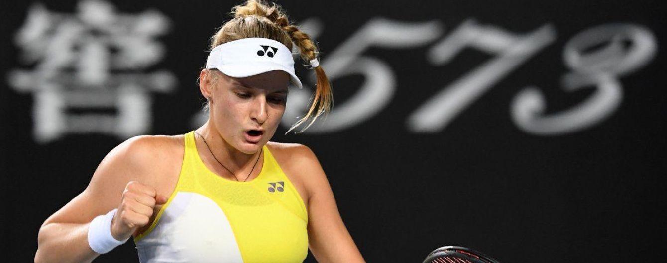 Зіркове тріо українських тенісисток дізналися своїх суперниць на турнірі в Дубаї