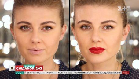 Как визуально увеличить губы - Секреты макияжа