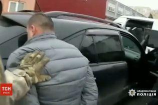 На Львовщине задержали одного из самых влиятельных дилеров наркотиков