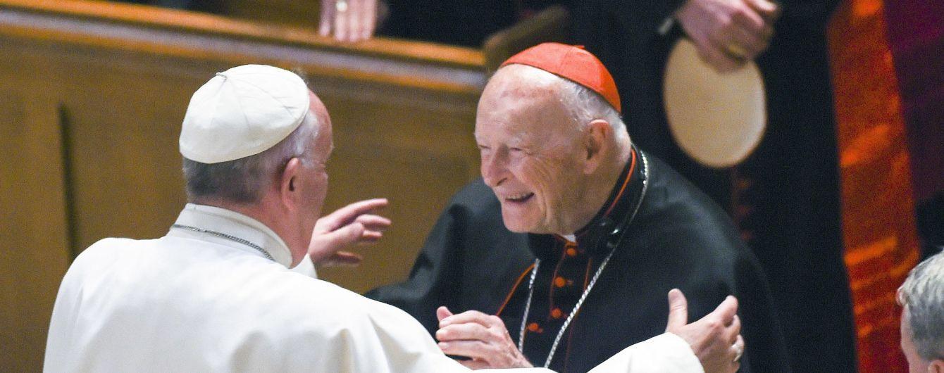 Впервые в истории: Ватикан лишил духовного сана кардинала за сексуальное насилие