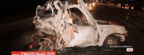Винуватець смертельної ДТП на Столичному шосе здався поліції