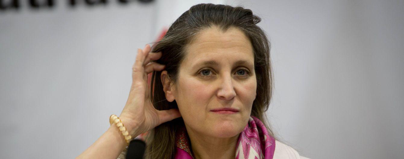 Канада выделит Украине 25 миллионов долларов, чтобы выборы прошли без внешнего вмешательства