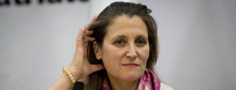 """Очільниця МЗС Канади назвала """"дуже прості"""" умови для повернення Росії до G7"""