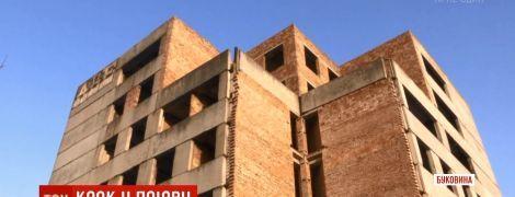 Подростки-самоубийцы из Буковины оставили на крыше здания предсмертную записку