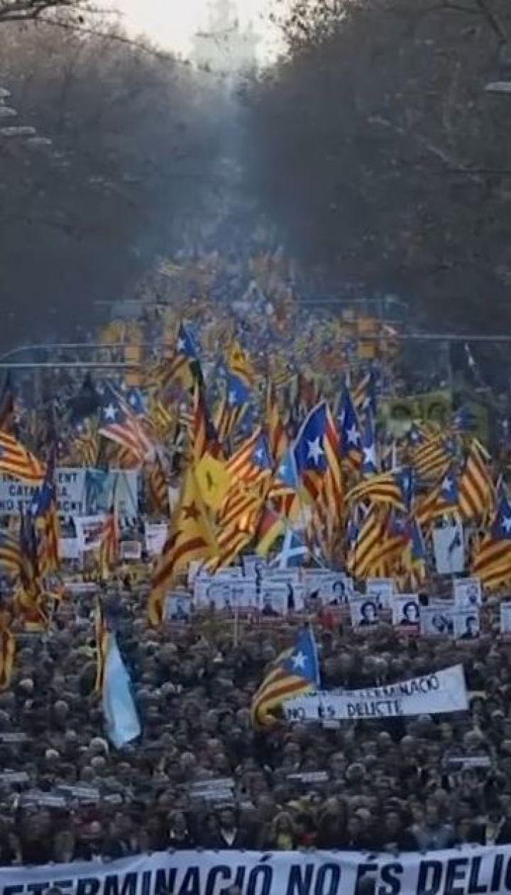 У Чорногорії, Сербії та Іспанії тисячі людей вийшли на мітинги проти чинної влади