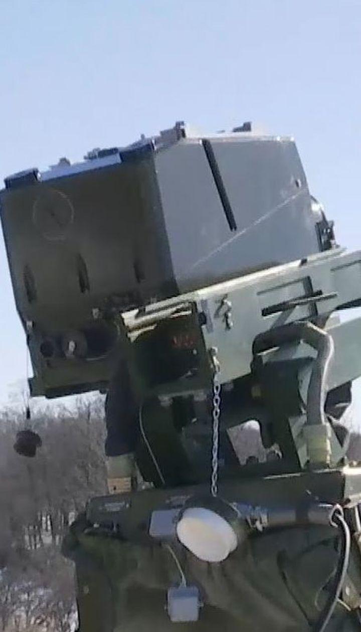 Українські високоточні ракети знищили броньовану техніку і укріплений район бойовиків