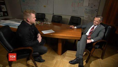 Когда в Украине будут дороги: эксклюзивное интервью Славомира Новака