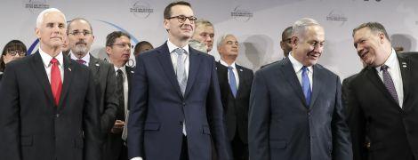 Прем'єр-міністр Польщі скасував візит до Ізраїлю через висловлювання Нетаньяху про Голокост