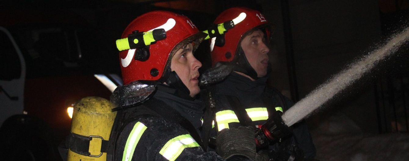 Цієї ночі в Івано-Франківську горіла ветеринарна клініка