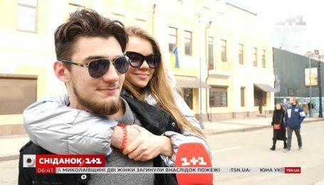 Как украинцы встречают первые солнечные и теплые дни - опрос Сніданка