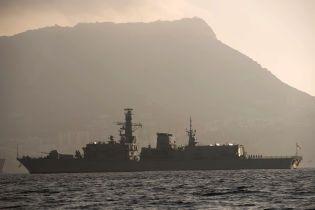 Испанский флот приказал британским кораблям покинуть воды Гибралтара