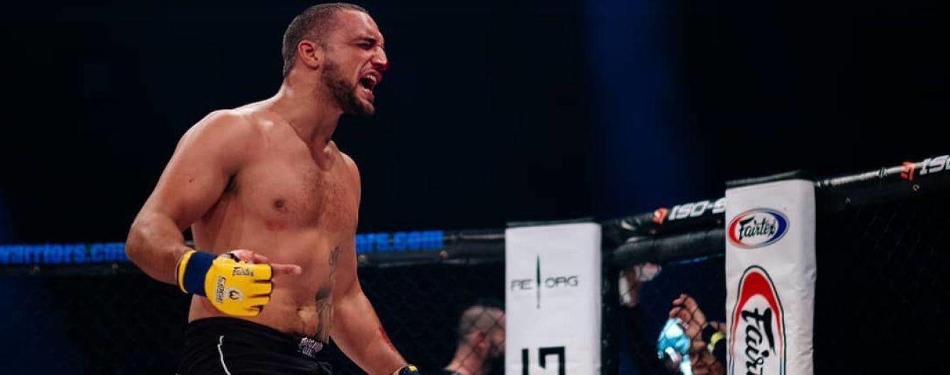 Боєць MMA отримав жахливий перелом ноги, коли бив суперника