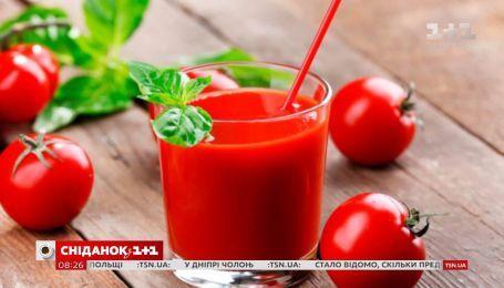 ТОП-5 натуральних соків, які додадуть вам енергії