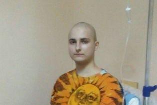Рак крові поставив під загрозу життя Семена