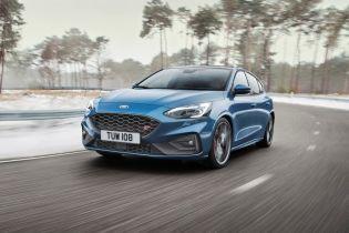 Новий Ford Focus стане найпотужнішим в історії моделі
