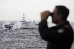 Прикордонники мають план дій у разі морського наступу Росії