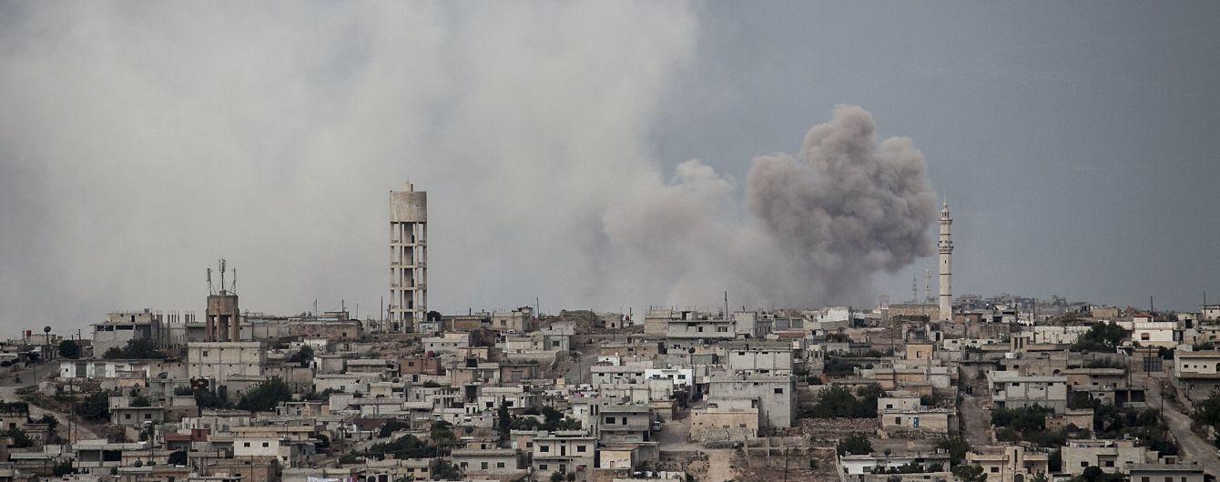 В Сирии правительственные и российские авиаудары унесли жизни 9 мирных жителей