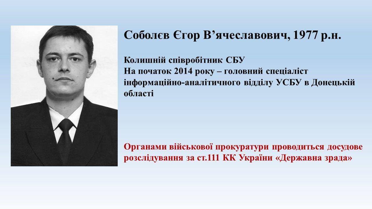 Соболєв Єгор В'ячеславович