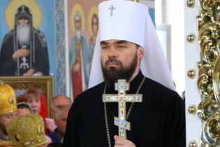На Донбассе полиция задержала митрополита УПЦ МП
