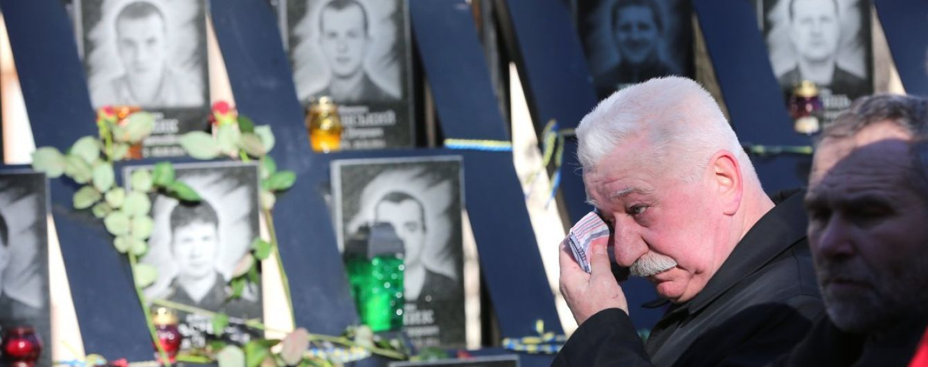 """""""Эта рана не заживает"""": в Украине начали отмечать пятую годовщину самых трагических дней Майдана"""