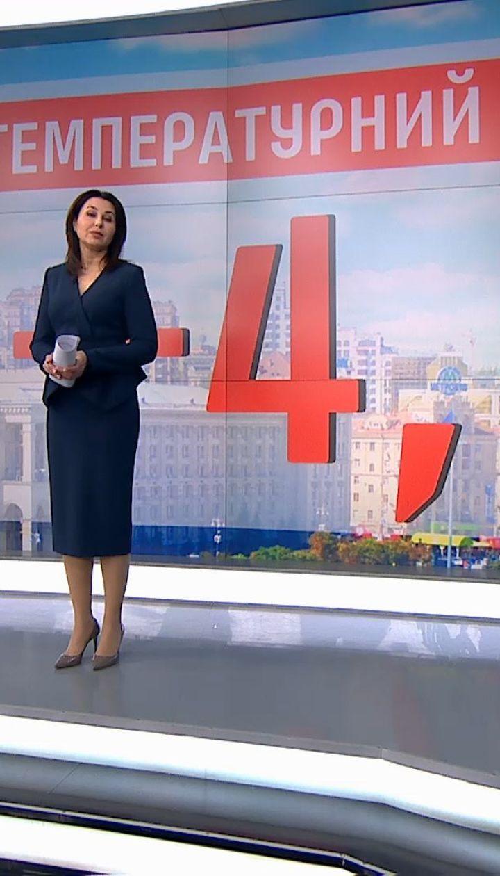 Синоптики зафиксировали температурный рекорд в Киеве