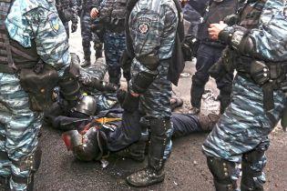 """Одного из пятерки """"беркутовцев"""", которых судят за преступления против Майдана, отпустили под домашний арест"""