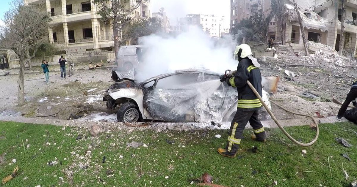 @ The White Helmets